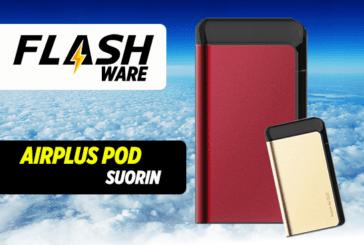 FLASHWARE : AirPlus Pod (Suorin)