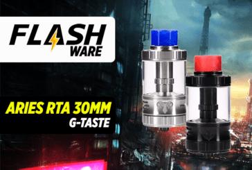 FLASHWARE : Aries RTA 30mm (G-Taste)