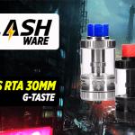 FLASHWARE: טלה RTA 30mm (G- טעם)