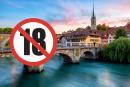 ZWITSERLAND: Op weg naar een verbod op de verkoop van e-sigaretten tot minder dan 18-jaren in het kanton Bern.