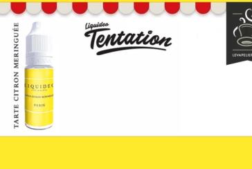 ΑΝΑΣΚΟΠΗΣΗ / ΔΟΚΙΜΑΣΙΑ: Meringue Lemon Tart (Περιοχή πειρασμού) από Liquideo