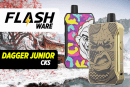 FLASHWARE:Dagger Junior 1000mAh(CKS)
