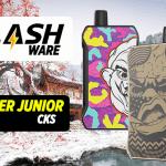 FLASHWARE: Dagger Junior 1000mAh (CKS)