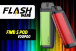 FLASHWARE: Find S Pod (Voopoo)