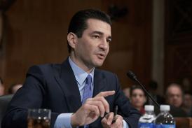 США: для Скотта Готтлиба FDA не нашло правильный баланс в надзоре за электронными сигаретами