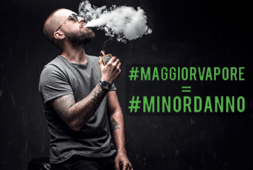 ITALY: #MAGGIOrVAPORE, a campaign for the vape and risk reduction!