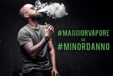 ITALIEN: #MAGGIOrVAPORE, eine Kampagne zur Eindämmung und Risikominderung!