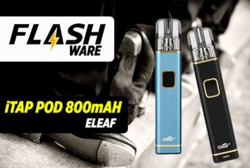 FLASHWARE: iTap פוד 800mAh (Eleaf)