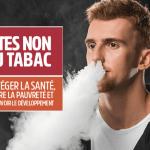 SANTÉ : Pour le Dr Maffre, l'e-cigarette est un bon moyen d'arriver à l'arrêt du tabac !