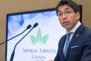 КАНАДА: Imperial Tobacco помогает здоровью Канады в борьбе с молодежным вейпом!