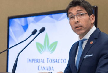 ΚΑΝΑΔΑ: Η Imperial Tobacco δεσμεύεται να βοηθήσει την υγεία του Καναδά στον αγώνα κατά της νεολαίας Vape!