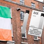 IRLANDA: La sigaretta elettronica Juul ha appena annunciato il suo lancio nel Paese!