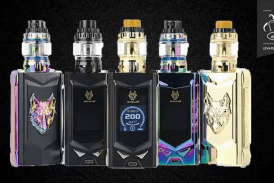 REVUE / TEST : Kit Mfeng Tank par SNOWWOLF
