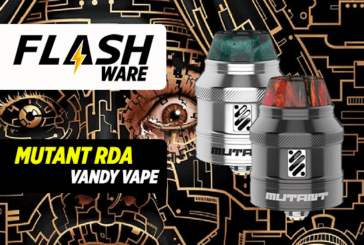 FLASHWARE: Mutant RDA (Vandy Vape)
