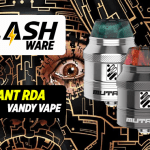 FLASHWARE : Mutant RDA (Vandy Vape)