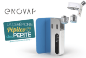 "E-CIGARETTE: The start-up Enovap receives a trophy ""PEPITES OF PEPITE 2019"" at VivaTech!"