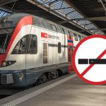 瑞士:1er June 2019在SBB火车站禁止吸烟和吸烟!