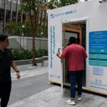 סינגפור: דואר סיגריה אסור מעשנים בתאים עם סינון אוויר!