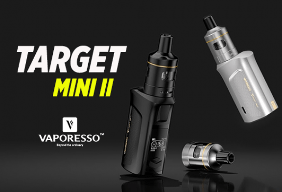 BATCH INFO: Target Mini 2 (Vaporesso)