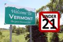 СОЕДИНЕННЫЕ ШТАТЫ: Вермонт становится штатом 14th, которому в возрасте 21 исполнилось установленное законом совершеннолетие для покупки электронных сигарет!