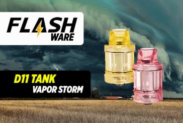 FLASHWARE: D11 טנק (אדי סערה)