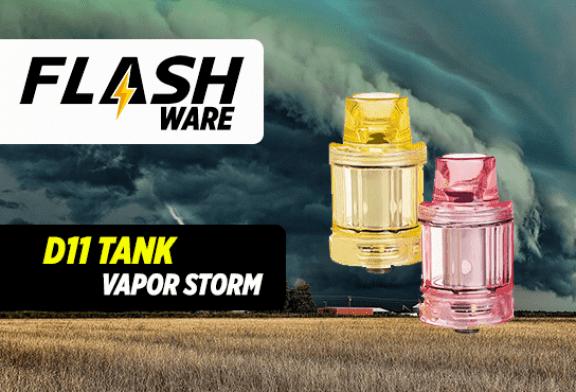 FLASHWARE: D11 Tank (Dampfsturm)