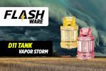 FLASHWARE: D11-tank (Vapor Storm)