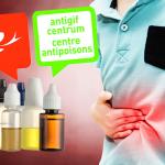 BELGIQUE : Le centre Antipoisons alerte sur le potentiel danger d'intoxication avec les e-liquides !