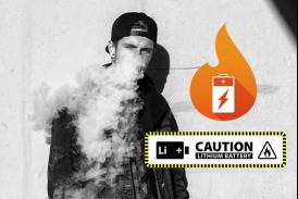 美国:电池爆炸...... 17青少年口腔和下巴受伤