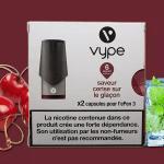 ΑΝΑΣΚΟΠΗΣΗ / ΔΟΚΙΜΗ: Κερασιά στον κύβο πάγου από Vype