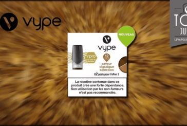REVIEW / TEST: Classic Selection (Vpro Range) by Vype