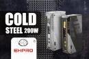 ΠΛΗΡΟΦΟΡΙΕΣ ΠΛΗΡΟΦΟΡΙΩΝ: Cold Steel 200W TC (Ehpro)