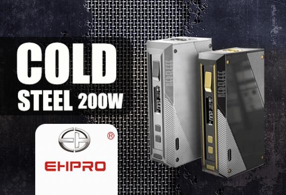 INFO BATCH : Cold Steel 200W TC (Ehpro)