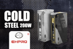 מידע נוסף: Cold Steel 200W TC (Ehpro)