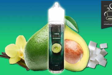 REVUE / TEST: Avocado Cream (gama Grand Réserve Gourmand) de Made In Vape