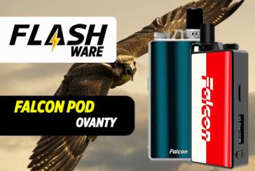 FLASHWARE : Falcon Pod 950mAh (Ovanty)