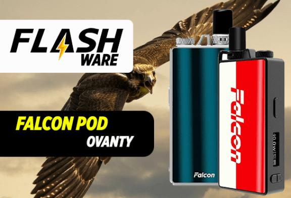 FLASHWARE: Falcon Pod 950mAh (Ovanty)