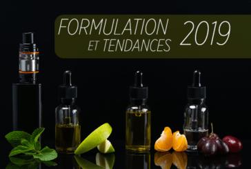 SCIENCE: Formulering en trends 2019-aroma's voor e-liquids
