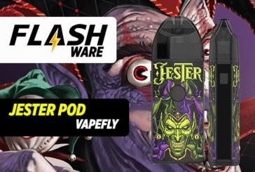 FLASHWARE: Jester Pod (Vapefly)