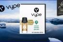 REVUE / TEST : Menthe Glaciale par Vype
