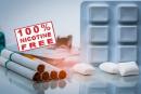 科学:没有尼古丁的烟草,vape的可行替代品?