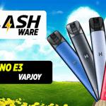 FLASHWARE: Reeno E3 פוד (VapJoy)