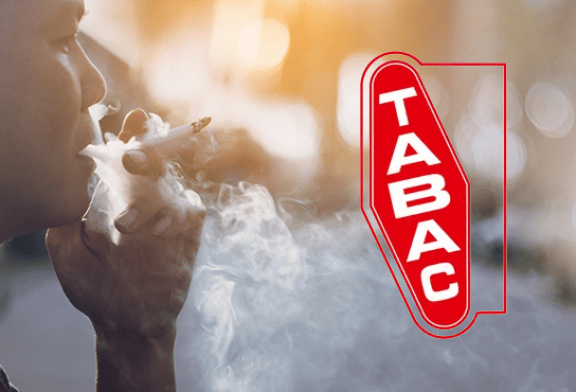 TOBACCO: 28,4% of cigarettes consumed in France in 2018 are not bought at tobacconists!