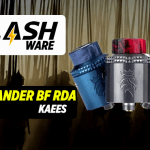 FLASHWARE : Alexander BF 24mm RDA (Kaees)