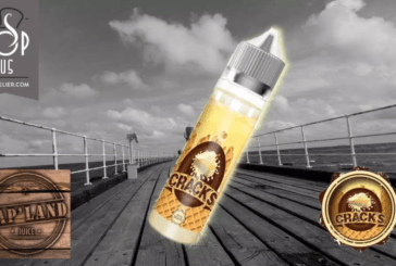REVUE / TEST : Crack's par Vap'Land Juice
