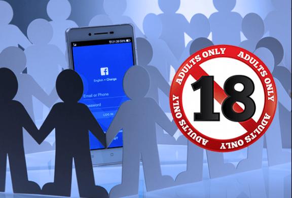 החוק: באמצעות המדיניות החדשה שלה, פייסבוק זורעת פאניקה לקבוצות המוקדשות לסיגריה האלקטרונית!