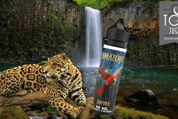 סקירה / בדיקה: ג'פורה (Amazon Range) מאת e-Tasty