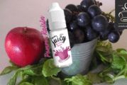 REVUE / TEST: Juicy Apple Grape (Range Tentation) di Liquideo