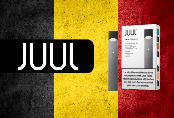 BELGIUM: Small panic with the imminent arrival of the e-cigarette Juul in the country!