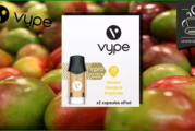 REVUE / TEST: Tropical Mango by Vype